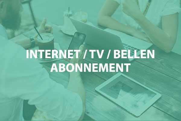 goedkoopste internet tv bellen abonnement vergelijken