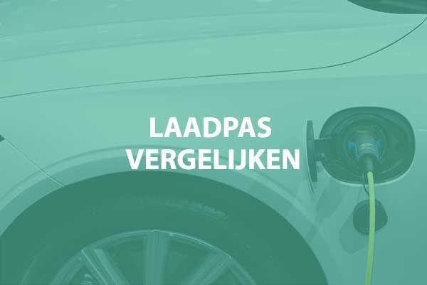 Vergelijk de goedkoopste laadpassen in Nederland