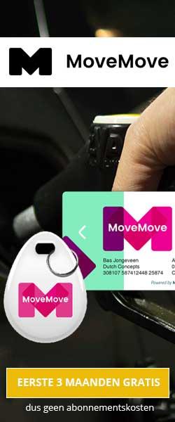 Movemove tankpas bestellen